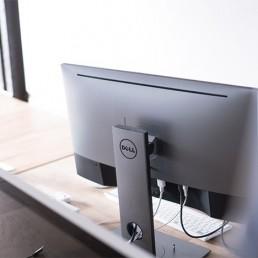 Dell 27 Zoll Bildschirm